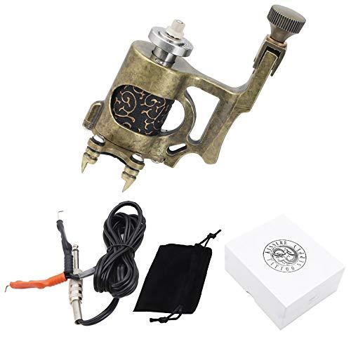 ASG Tattoo Machine secant fogging Machine Motor Tattoo Machine Adjustable Eccentric Wheel Tattoo Tattoo Tool Bronze for Art Tattoo