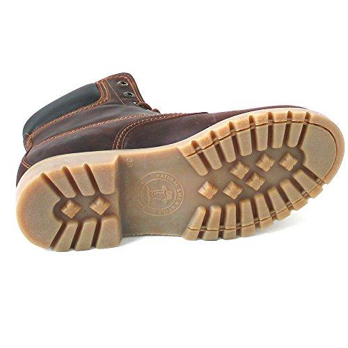 30 Stiefel Stiefeletten Panama Herren Wool amp; JACK Warm Kurzschaft 03 Cuero PANAMA gefüttert Classics qx7zwSPU