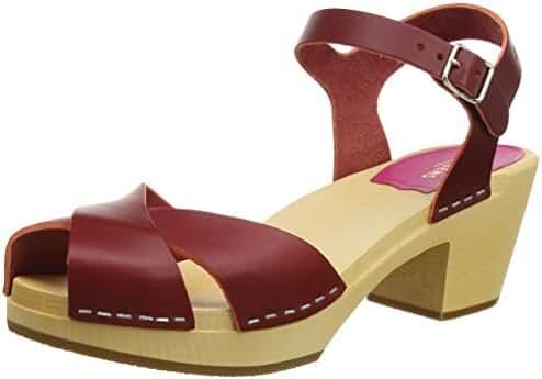 swedish hasbeens Women's Mirja Heeled Sandal