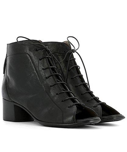 Donne 48705796bandoleronero 48705796bandoleronero Neri Boots Moma Black Delle Ankle Women's Moma Stivaletti avqgEw