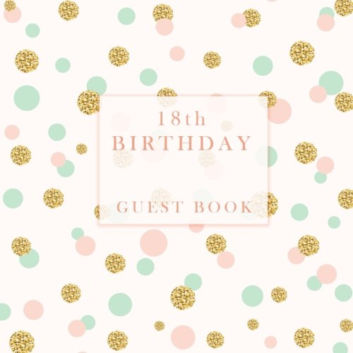 18th Birthday Guest Book