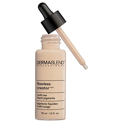 Dermablend Flawless Creator Multi-Use Liquid Foundation, 10N, 1 Fl. Oz. (Best Liquid Foundation Allure)
