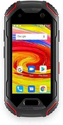 Unihertz Atom, el Smartphone 4G Escabroso más pequeño del Mundo ...