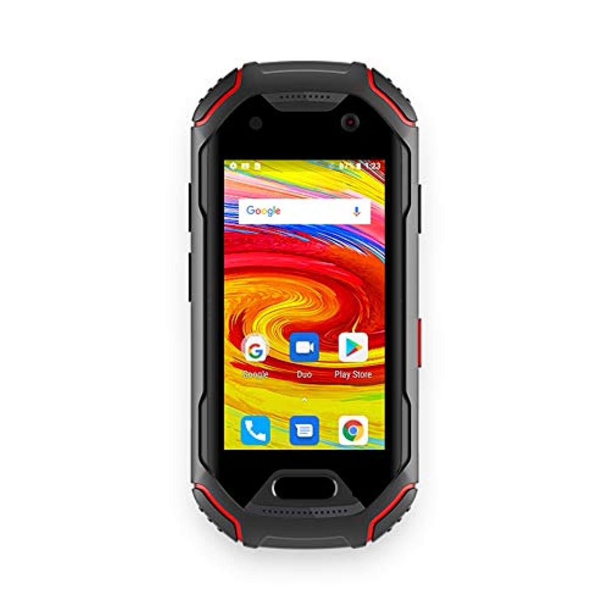 [해외] 유니허츠 소형 스마트폰 미니 Unihertz Atom 4G Rugged Smartphon