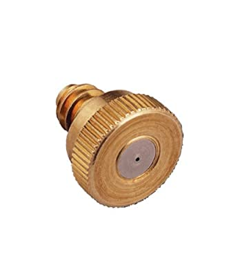Orbit Mister Nozzles - Bag of 5 | Brass and Stainless Steel Outdoor Misting | Cool Your Patio wit.