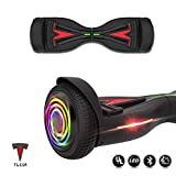 Hoverboard Kid Self Balancing Scooter Tesla New Design,Two Wheel Hover Board With Samsung Battery,Self Balance Scooter Bluetooth Led,Hoverboards Go Kart,All Terrain Hoverboard Ul2272 Certified