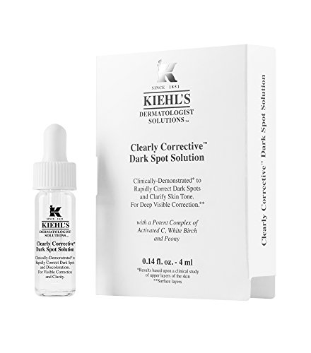 Solutions Corrective - Kiehls Clearly Corrective Dark Spot Solution 0.14oz/4ml Travel Size