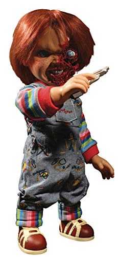 Child's Play 3: Talking Pizza Face Chucky]()