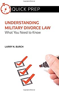 the military divorce handbook a practical guide to representing rh amazon com Guide Book Manual Guide Cover