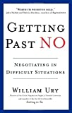img - for Getting Past No (Edition Revised) by William Ury [Paperback(1993  ] book / textbook / text book