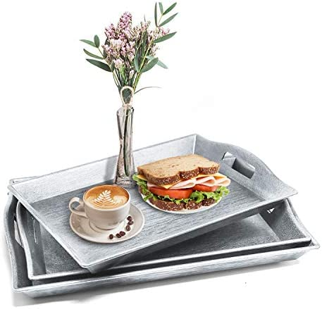 Serving Breakfast Afternoon Decorative Rectangular product image