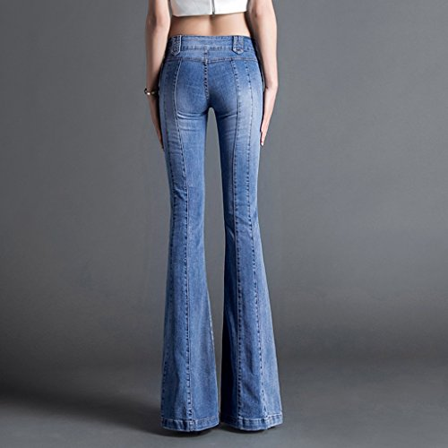 Dal Elasticità Grandi Media Pantalone Vita Primavera E Slim Di Jeans size Retrò Europa 29 Taglio Firm Autunno I Dimensioni Brilliant Nuovi aOxqPSAww