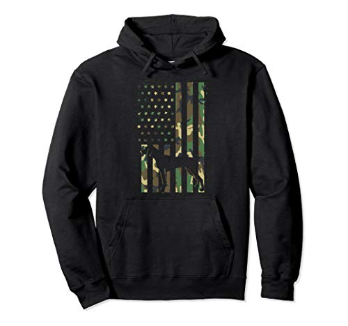 (German Shorthair Pointer Hoodie | Dog Camouflage)