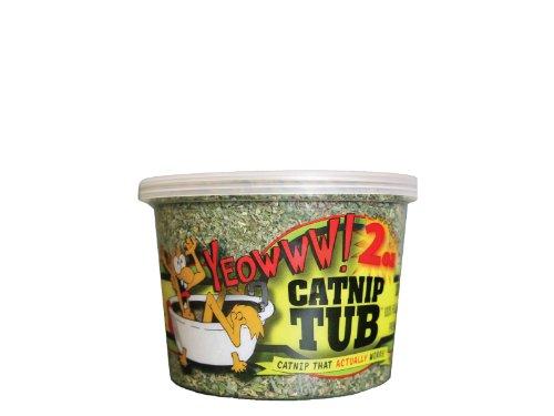 Yeowww Catnip Tub, 2-Ounce, My Pet Supplies
