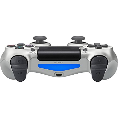 DualShock 4 Wireless Controller for PlayStation 4 – Silver