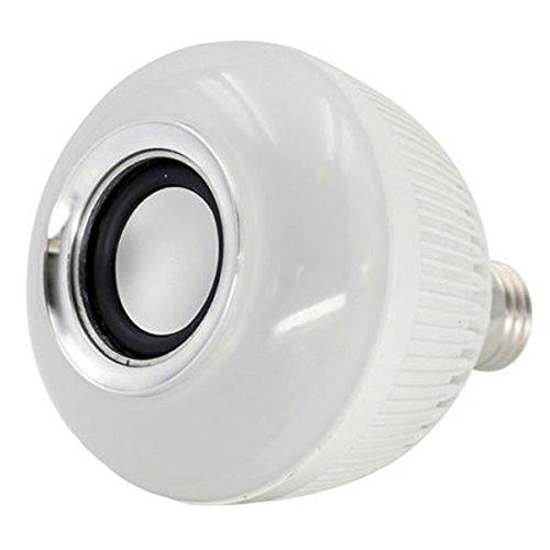 Price comparison product image OLSUS 110~240V Smart Wireless V3.0 E27 LED Music Light Bulb Sound Box Speaker