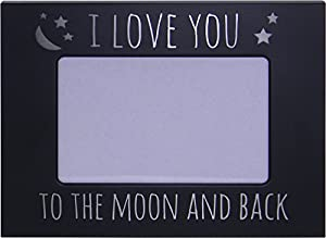 Amazon Com I Love You To The Moon And Back 4x6 Inch