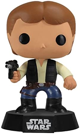 Funko Han Solo Star Wars Pop 2320