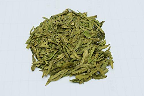 2018 New Picking Longjing Green Tea, Grade 3 Pre-QingMing Dragon Well Organic Green Tea 100g,150g,200g (100g(3.5oz)) (150g Green Tea)
