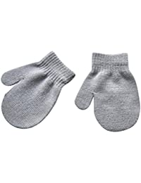 279729bf450 Winter Gloves - 1 to 4 years Infant Baby Cute Solid Color Print Hot Girls  Boys · Gallity