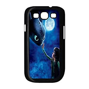 Custom How To Train Your Dragon Back For Case Samsung Note 4 Cover-911