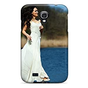 Galaxy S4 Case Cover With Shock Absorbent Protective CinYlcR4533QQNEh Case
