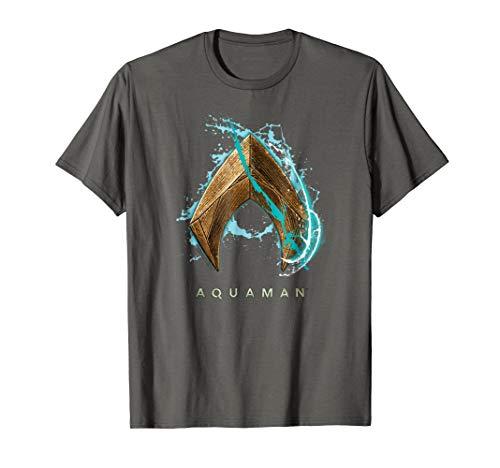 Heir Tee (Aquaman Movie Water Shield T Shirt)