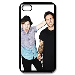 iphone4 4s Black Fall out boy phone cases&Holiday Gift