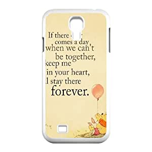 Customized Winnie the Pooh Hard Case For SamSung Galaxy S4 Case TPUKO-Q841651