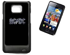 Samsung Galaxy S2 Hard Case with Printed Design AC/DC