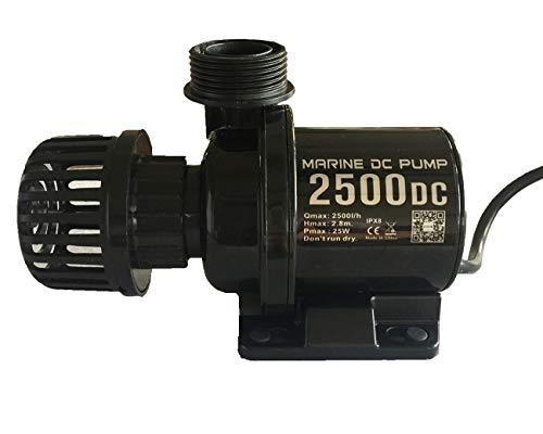 Aquastore New Aquarium Marine DC Circulation Return Pump with Controller ()