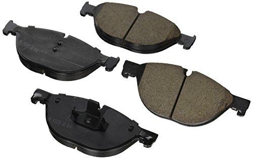 Akebono Eur1409 Euro Ultra Premium Ceramic Disc Brake Pad Kit