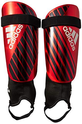 adidas x Reflex Shinguard Active Red/Black/Off White, Large