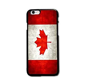 Retro Canada National Flag Custom Design Case Cover for iPhone 5 5S ,Cool Fashion Style
