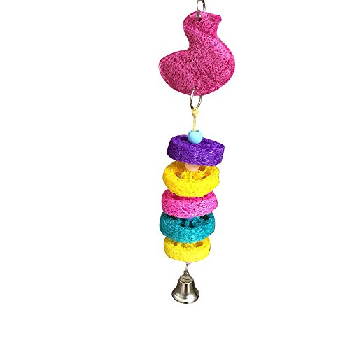 [WIDEN Parrot Birds Toys loofah ducks toys.] (Loofah Halloween Costume)