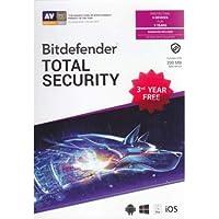 Bitdefender Total Security 2019 5-User 3-Year BIL