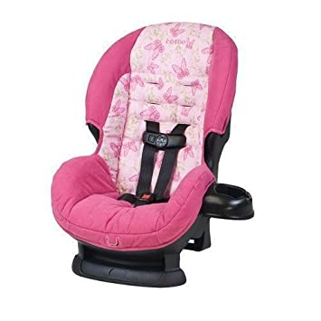 Cosco Scenera Convertible Car Seat Butterfly Dreams Discontinued By Manufacturer
