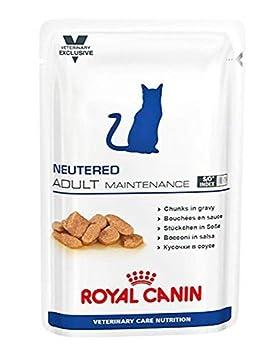 Royal Canin Neutered Adult Maintenance, Comida de gato, 100 g, pack de 12: Amazon.es: Productos para mascotas