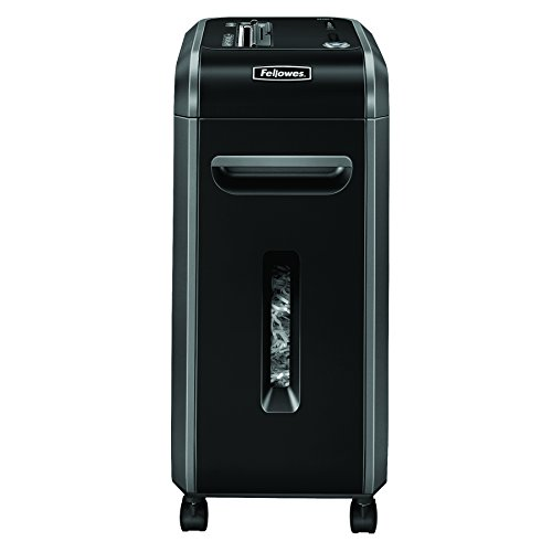 Fellowes Powershred 99Ci 100% Jam Proof Cross-Cut Paper Shredder