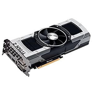 Amazon.com: NVIDIA GeForce GTX TITAN Z 12 GB GDDR5 7.0 Gbps ...