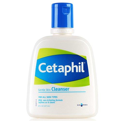 Cetaphil Gentle Cleanser Fluid Ounce