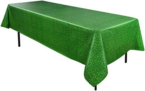Kangaroo Grass Tablecover, Party Decorations (1/Pkg) -