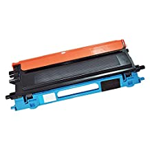 Inkfirst® Cyan Toner Cartridge TN115C (TN-115 C) Compatible Remanufactured for Brother TN115 Cyan MFC-9440CN MFC-9450CDN MFC-9840CDW DCP-9040CN DCP-9045CDN HL-4040CDN HL-4040CN HL-4070CDW
