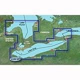 Garmin VUS018R - Lake Erie - Lake St. Clair - SD Card