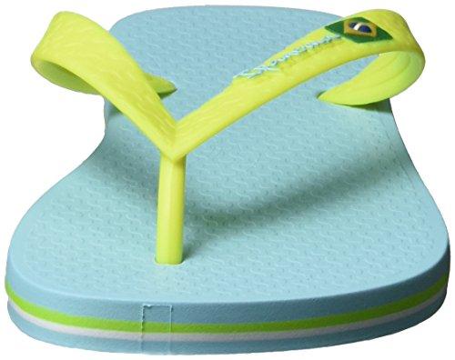 Ipanema Classic Brazil Ii Fem, Chanclas para Mujer Mehrfarbig (blue/green)