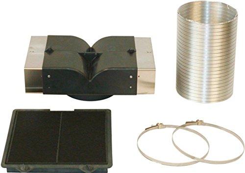 Bosch DHZ5405 Dunstabzugshaubenzubehör/Starterset für Umluftbetrieb 1033