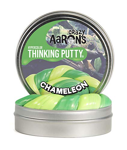 Crazy Aaron's Thinking Putty, 3.2 Ounce, Hypercolor -