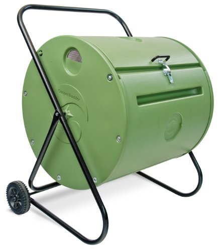 Cheap  Mantis Back Porch ComposTumbler CT08002 - Engineered to Make Compost Fast -..