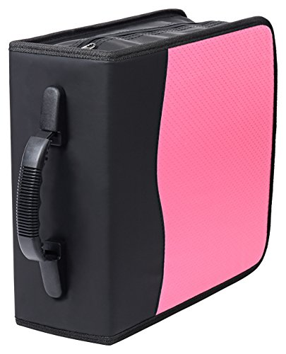 deluxe-320-disc-cd-dvd-media-case-pink-with-new-and-improved-inserts-double-the-thickness-and-all-ta