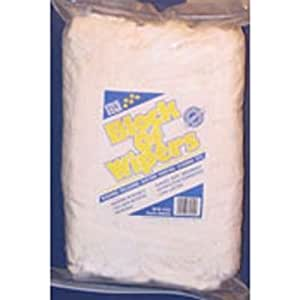 Five Star Group New White Rags - 4.5 Pound Block